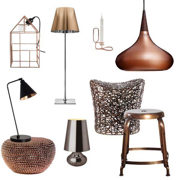 Flinders - Interieur inspiratie: koper - Design voor ieder interieur