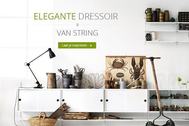 String-dressoir