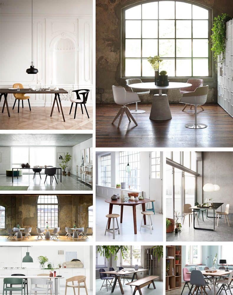 Design eetkamer meubels online kopen bij FLINDERS