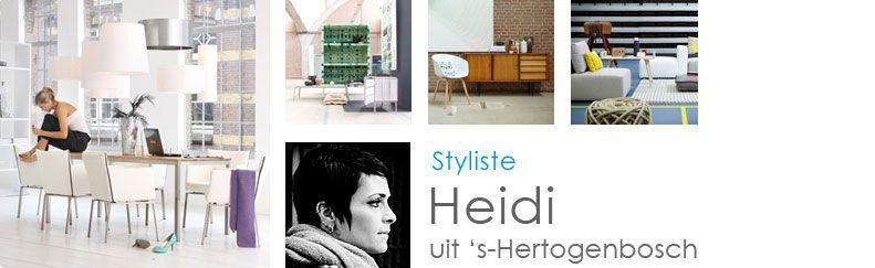 Styliste Heidi uit 's Hertogenbosch - Flinders